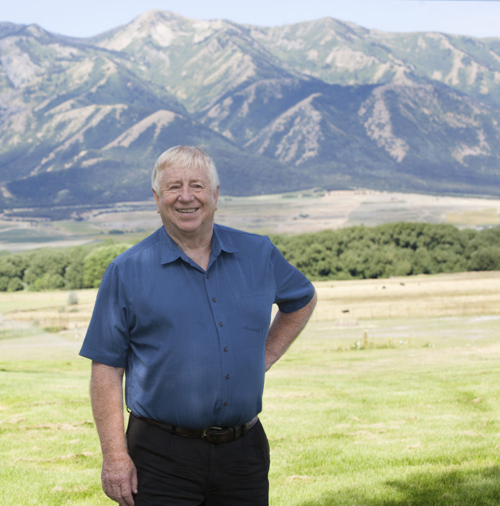 Photo of Don Albrecht, director of the Western Rural Development Center