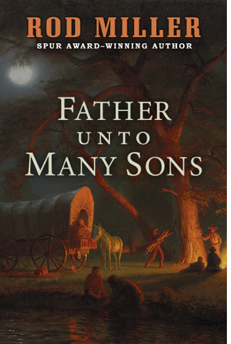 Father Unto Many Sons book cover