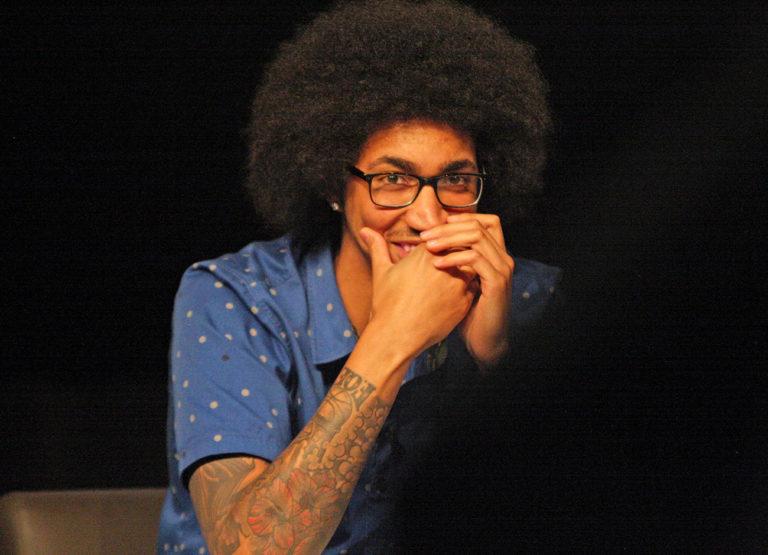Jalen Moore interview photo