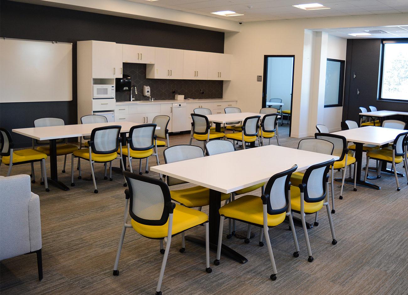 Sorenson classroom