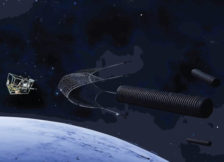 Space Trash illustration