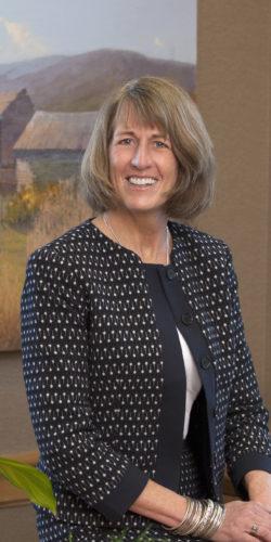 USU President Noelle Cockett
