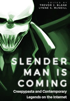 Slender Man is Coming cover