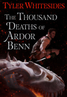 The Thousand Deaths of Ardor Benn cover