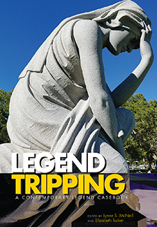 Legend Tripping Cover