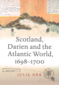 Scotland, Darien cover