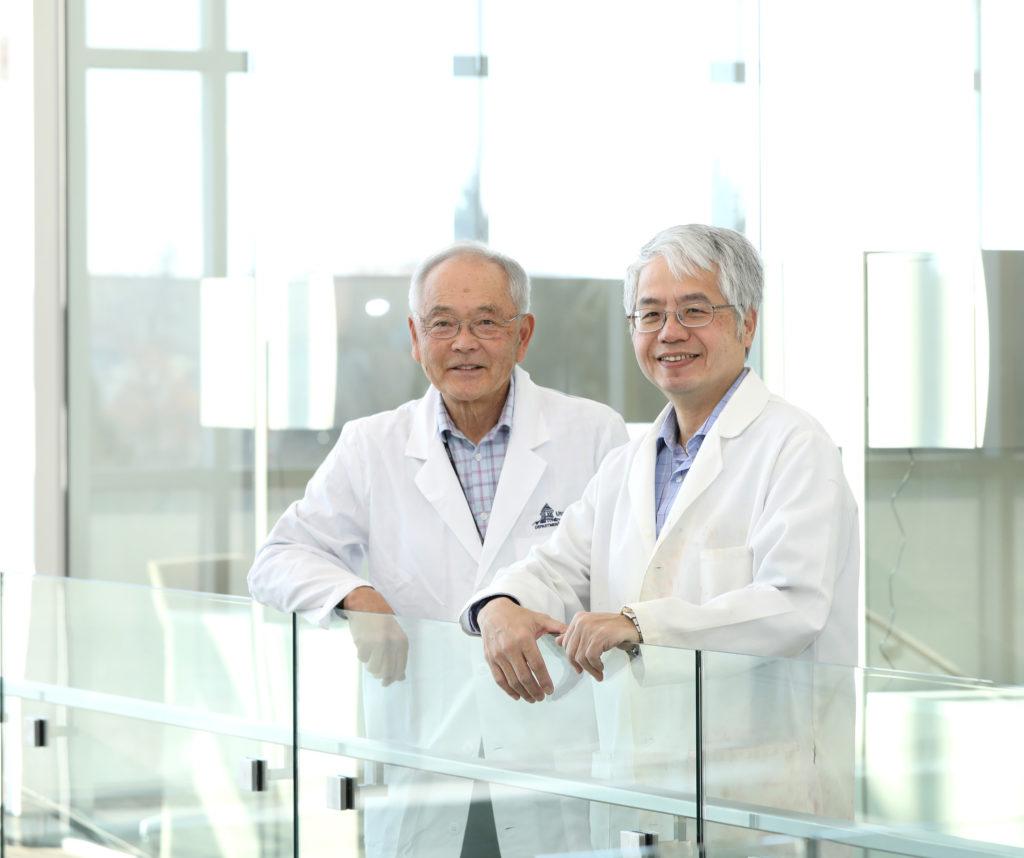 Thomas Chang and Jon Takemoto