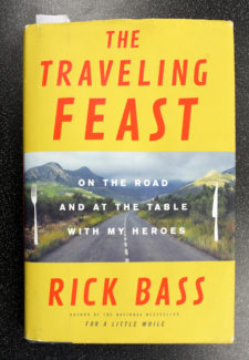 The Traveling Feast cover