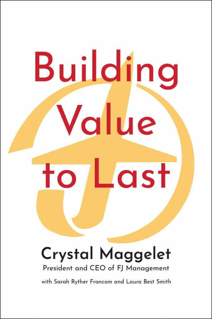 Book cover for Building Value to last