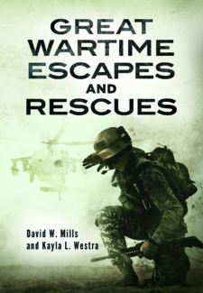 Book cover for Great War Rescues and Escapes