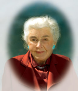Portrait of Kathyrn C. Wanlass
