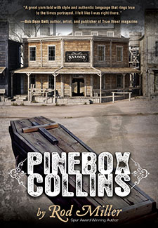 PineBox Collins book cover